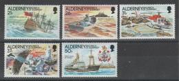 Alderney 1991 - Faro              (g6395) - Alderney