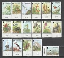 Alderney 1994 - Flora E Fauna               (g6396) - Alderney