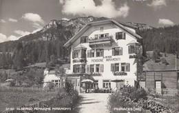 PEDRACES-BOZEN-BOLZANO-ALBERGO PENSIONE=MIRAMONTI=-CARTOLINA VERA FOTOGRAFIA VIAGGIATA NEL 1949 - Bolzano (Bozen)