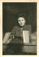 MEGEVE 1943 PHOTO  9 X 6 CM - Orte