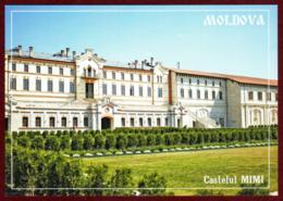 "Moldova 2016. ""Mimi"" Castle.1900.Postcard.Quality:100% - Moldawien (Moldova)"
