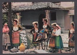 111821/ CORFU, Corfou, Local Costumes - Greece