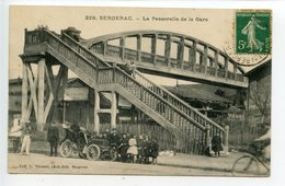 Bergerac La Passerelle De La Gare - Bergerac