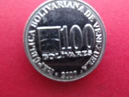 Venezuela  100 Bolivares  2002  Y83 - Venezuela