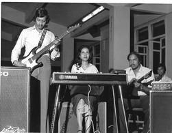 Photo Inde Groupe Musical Moderne Vivant Univers - Orte