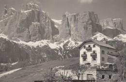 COLFOSCO-BOZEN-BOLZANO-PENSIONE=RIPOSO=-CARTOLINA  VERA FOTO- VIAGGIATA IL 25-7-1955 - Bolzano (Bozen)