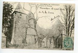 Environs De Terrasson Château De Maunège (Montmège) - Altri Comuni