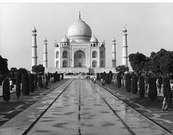Photo Inde Taj Mahal Photo Vivant Univers - Lugares