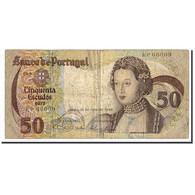 Billet, Portugal, 50 Escudos, 1968, 1968-05-28, KM:174a, TB - Portugal