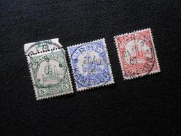 D.R. 8/10/22a  Deutsche Kolonien (Kamerun) 1900/1906 -  Mi 6,40 € - Colonia: Camerún