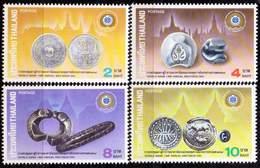 THAILAND - COINS - BANK  - **MNH - 1991 - Monete