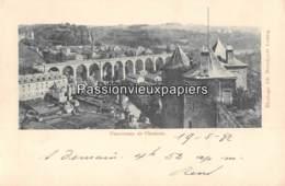 LUXEMBOURG  1897  PANORAMA De CLAUSEN  (Bernhoeft) - Luxembourg - Ville