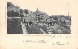 LUXEMBOURG  1897  VUE Prise Du La CAERNE Des VOLONTAIRES  (Bernhoeft) - Luxembourg - Ville