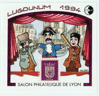 BLOC   CNEP  - N°  18  - LUGDUNUM  1994  - SALON PHILATÉLIQUE  DE  LYON     -  NEUF - - CNEP