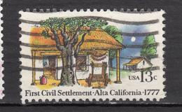 ##1, USA, California, Arbre, Tree - Oblitérés