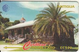 ANTIGUA & BARBUDA(GPT) - Sawcolts Methodist Church, CN : 18CATE(Lts, Normal 0), Tirage 27700, Used - Antigua And Barbuda