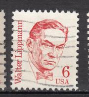 ##1, USA, Walter Lippmann, écrivain, Writter, Journaliste, Journalist, Noeud Papillon, Bow - Etats-Unis