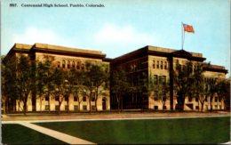 Colorado Pueblo Centennial High School - Pueblo