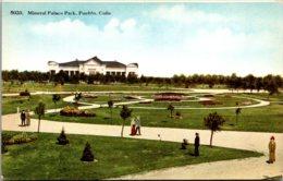 Colorado Pueblo Mineral Palace Park - Pueblo