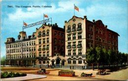 Colorado Pueblo The Congress Hotel - Pueblo