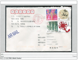 China - Chine - Michel Siehe 2 Scans - 2 Briefe / Letters - 1949 - ... Volksrepublik