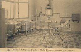 Assistance Publique Bruxelles Hopital Brugman . Chirurgie . Surgery  Nels - Salute, Ospedali