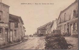 SEMUY - RUE DU MONT DE VAUX - France