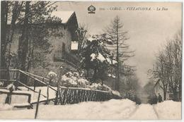 CORSE CPA  VIZZAVONA - La Foce - Francia