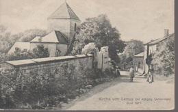 SEMUY - EGLISE - France