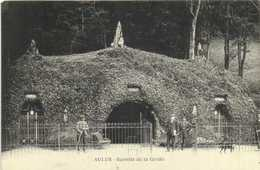 AULUS  Buvette De La Grotte RV - Autres Communes