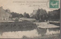 SEMUY - RUE DE LA GARE - France