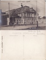 Moldova,Basarabia,Romania, Roumanie -    Chisinau, Kichineff- Teatrul Popular - Moldavie