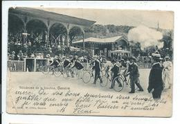 Suisse Geneve Velodrome De La Jonctiondépart Course Cycliste , Voir état - GE Genève