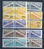 SAN MARINO 1956/61 - PACCHI POSTALI   S.705-706 MNH** - Unused Stamps