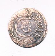 SCHILLING 1657 COURTLAND LIVLAND LETLAND /1187/ - Lettonie
