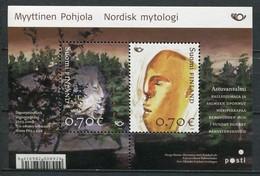 Finnland Mi# Block 49 Postfrisch MNH  - Norse Mythology - Finlande