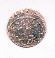 SCHILLING 1652 LIVONIA LETLAND /1190/ - Lettonie