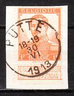 116  Pellens - Bonne Valeur - Oblit. Centrale PUTTE  - Sur Fragment - LOOK!!!! - 1912 Pellens