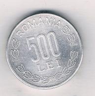 500 LEI 2000  ROEMENIE /1198/ - Roumanie