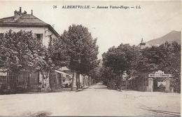 ALBERTVILLE Avenue Victor Hugo - Albertville