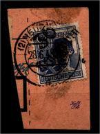 SBZ 1948, Nr 180 VII Auf Paketkartenabschnitt (94426) - Sowjetische Zone (SBZ)