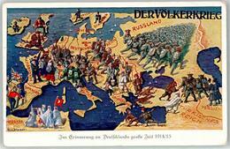 53125994 - Sign. Schrader Erinnerung 1914/15 - Guerre 1914-18