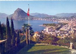 LUGANO 1969  SPECIAL POSMARK (FEB20920) - Suisse