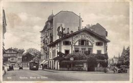 Genève (GE) Route De Chêne, Hôtel Du Simplon - Ed. Naville Et Cie - GE Genève