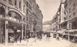 Genève (GE) Rue Des Allemands - Ed. LL 92 - GE Genève