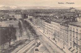 Genève (GE) Plainpalais - Ed. Musy 813 - GE Genève