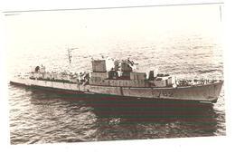 """Navire De Guerre """" Le Brestois """" F 762 Marine Nationale French Navy Pas Une Carte Postale Photographie - Guerre"""