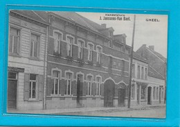GEEL-GHEEL:  HANDELSHUIS-JANSSENS-VAN BAEL - Geel