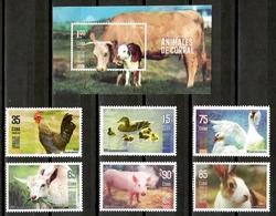 Cuba 2019 / Birds Mammals MNH Vögel Säugetiere Aves Mamíferos / Cu16001  C4-13 - Nuevos