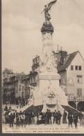 C. P. A. - REIMS - LA FONTAINE SUBE - COTE DE LA RUE BURRETTE - 69 - ANIMEE - EN 1912 - Reims